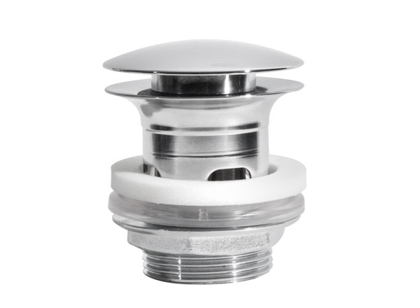 Solid Surface Acessórios Click - Clack Valve With Overflow