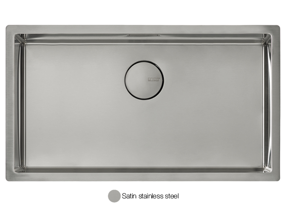 Solid Surface Solid Surface Sinks Style SC808 - 74x40 cm