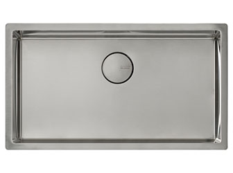Porcelanosa STYLE SC808 74x40 E: Solid Surface Sinks Solid Surface