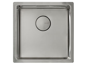 Porcelanosa STYLE SC602 40x40 E: Solid Surface Sinks Solid Surface