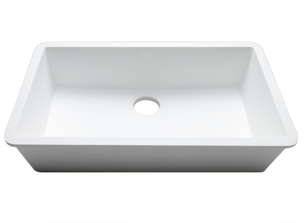 Solid Surface Lavelli con la superficie solida Basic BC C829 70x40 E