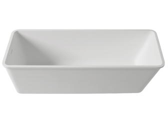 Porcelanosa BASIC Basic T803 - 150x60 cm E: Solid Surface Bathtubs Solid Surface