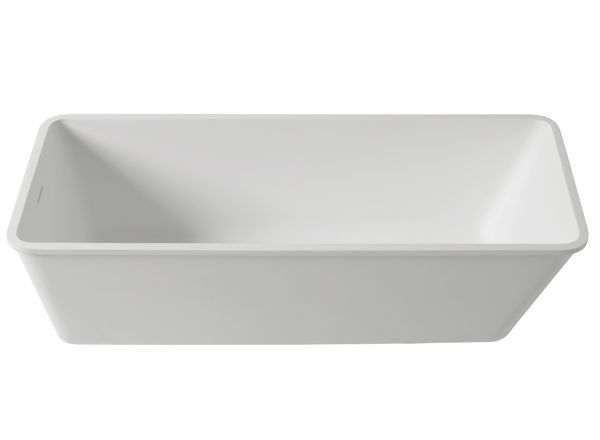 Solid Surface Badewanne Basic T803 - 150x60 cm E