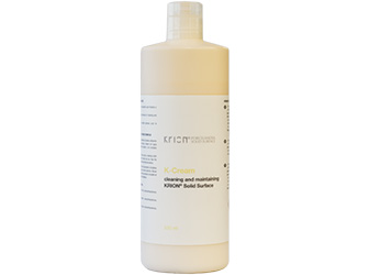 Porcelanosa Cleaning & Regeneration Kits Bottle K-Cream: Solid Surface Accessories Solid Surface