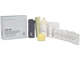 Porcelanosa Cleaning & Regeneration Kits Regeneration Kit: Accessoires en Surface Solide