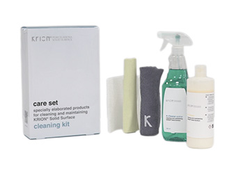 Porcelanosa Cleaning & Regeneration Kits Cleaning Kit: Accessoires en Surface Solide