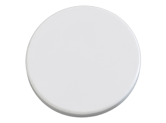 Porcelanosa Kitchen Drain Trim Cover KRION: Solid Surface Accessories Solid Surface