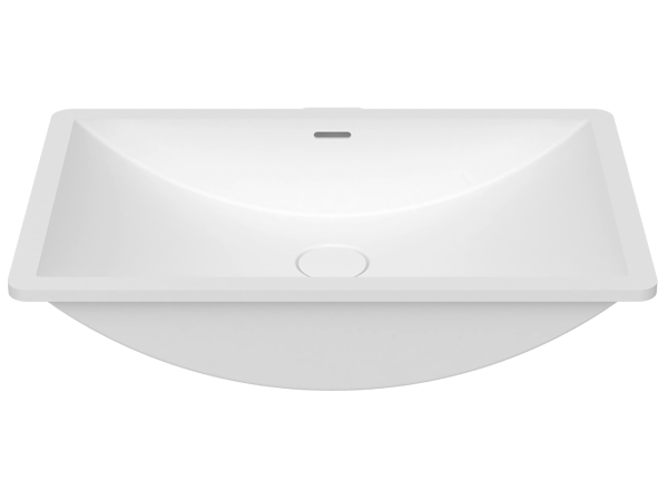 Solid Surface Washbasins B822 55x35 E
