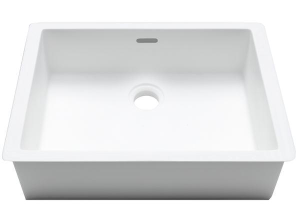 Solid Surface Washbasins Basic B823 38x28 E