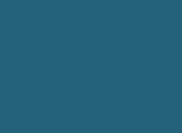 COLORS + Series Teal blue: Solid Surface Krion platen