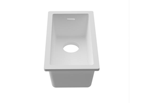 Porcelanosa BASIC Sinks Basic C834 - 20x40 cm E: Zlewozmywaki Solid Surface