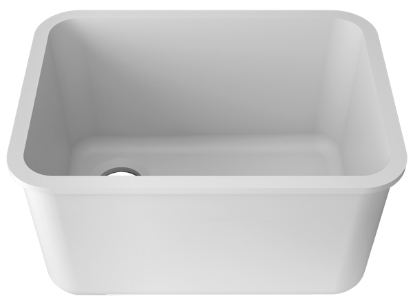 Solid Surface Solid Surface Sinks Basic BC L801 55x40 E
