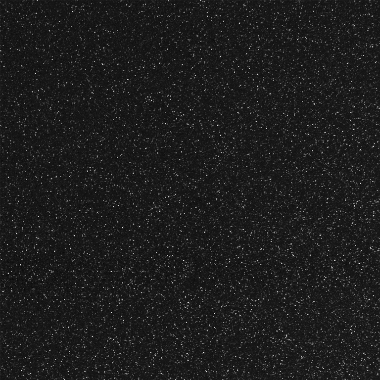 Porcelanosa STAR Series Black Star: Solid Surface Sheets Solid Surface