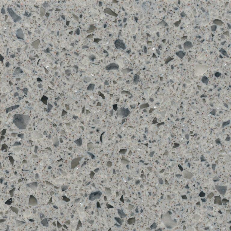 Porcelanosa ROYAL + Series Deep Granite: Mineralwerkstoffplatten    Bad, Küche