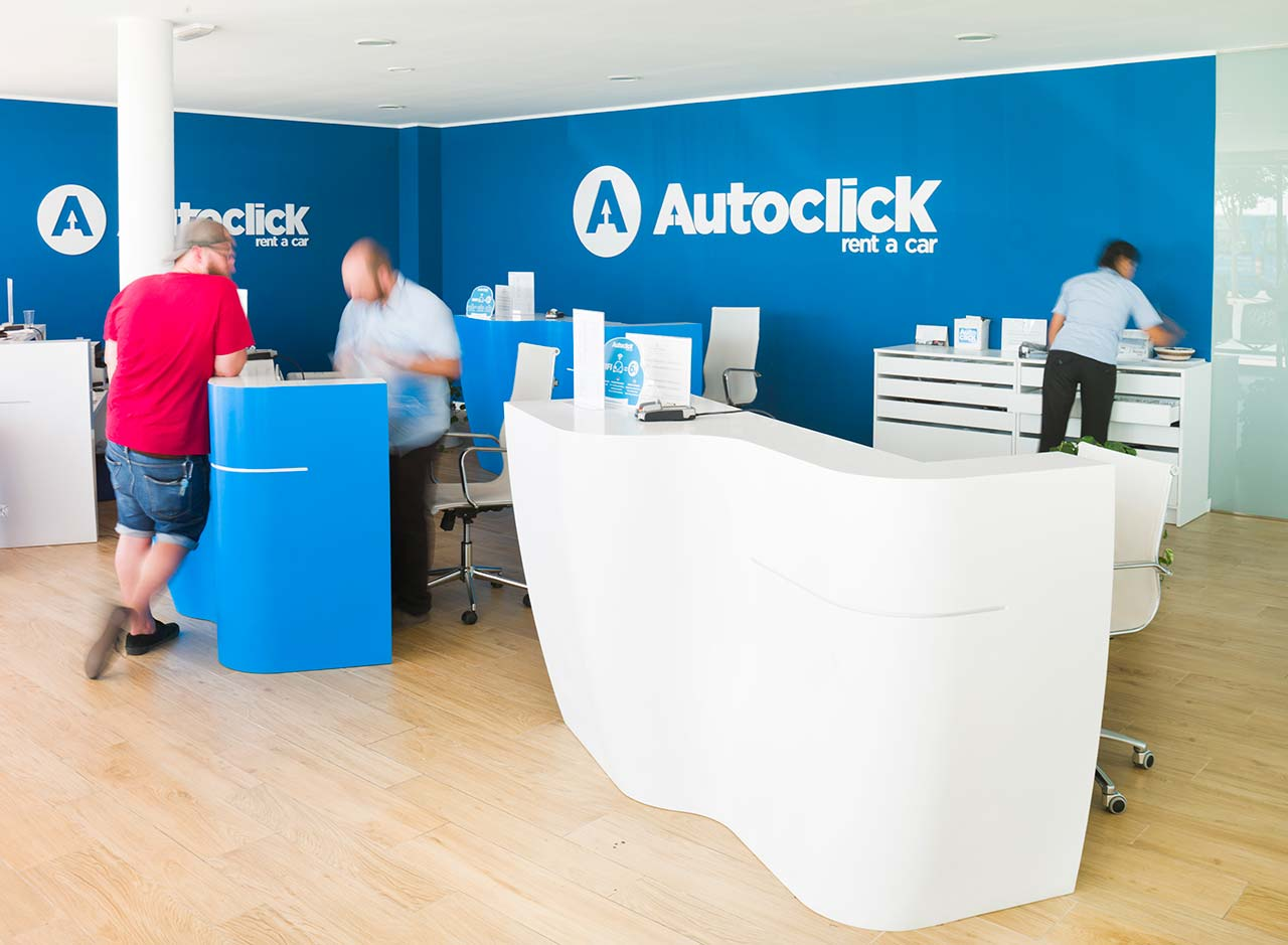 autoclick rent a car puts its trust in krion solid surface. Black Bedroom Furniture Sets. Home Design Ideas