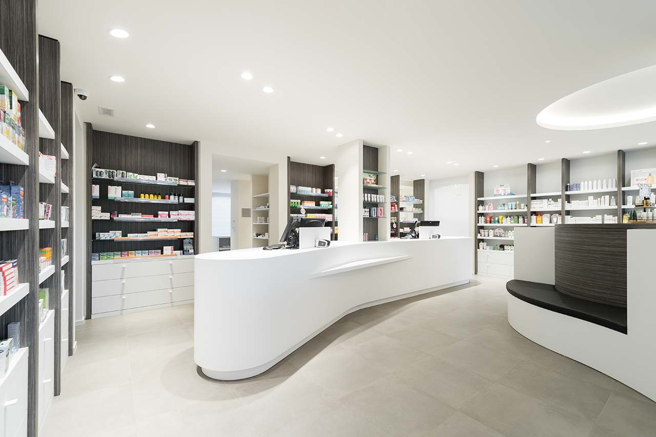 Krion farmacia rooseleers lijnen partners solid surface