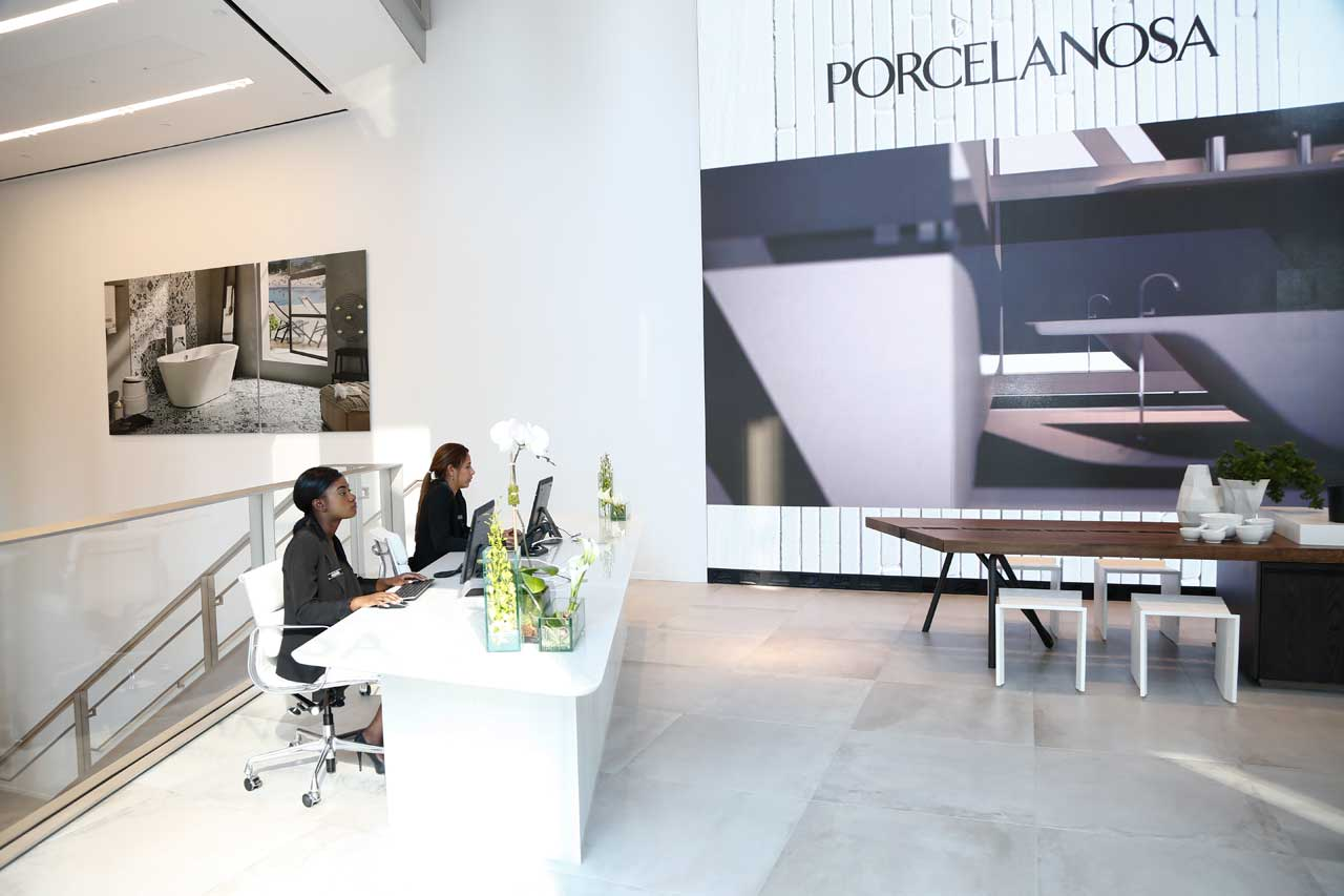 At porcelanosa group we give you a bite of the big apple - Porcelanosa castellon ...
