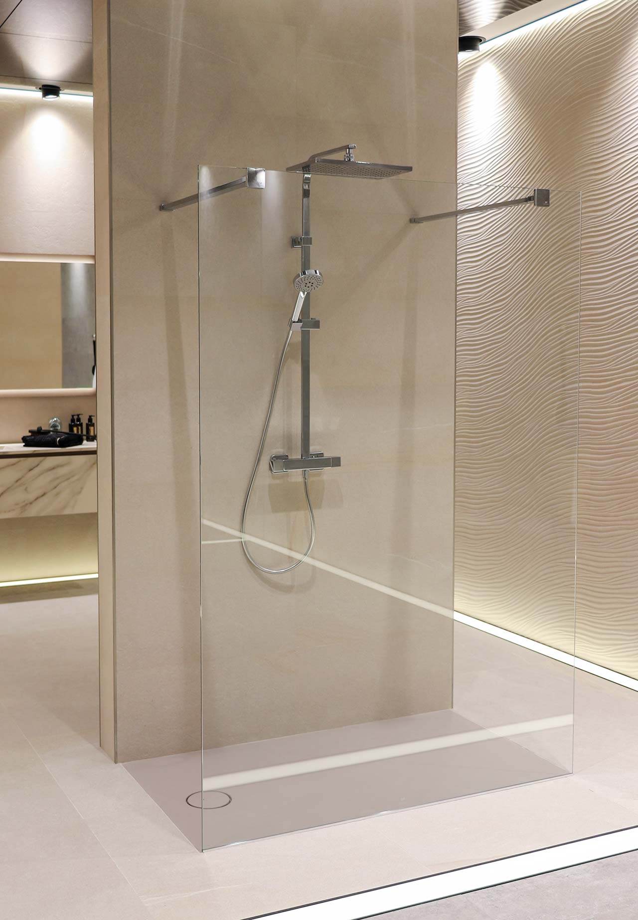 Cersaie 2017 Systempool Krion Solid Surface